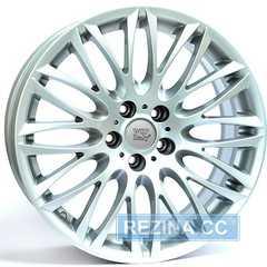 Купить Легковой диск WSP ITALY MONACO 750 W661 SILVER R19 W8.5 PCD5x120 ET20 DIA72.6