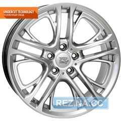 Купить Легковой диск WSP ITALY XENIA W677 HYPER SILVER R19 W8.5 PCD5x120 ET33 DIA72.6