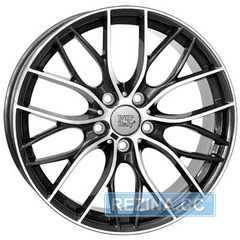 Купить WSP ITALY Main W678 ANTHRACITE POLISHED R19 W8 PCD5x120 ET52 DIA72.6