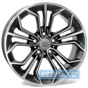 Купить WSP ITALY VENUS W671 ANT.POL. R19 W9 PCD5x120 ET42 DIA72.6
