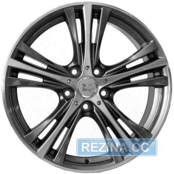 Купить WSP ITALY ILIO W682 BM20 ANTHRACITE POLISHED R19 W9 PCD5x120 ET39 DIA72.6