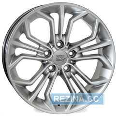 Купить WSP ITALY VENUS W671 HYPER ANTHRACITE R19 W9 PCD5x120 ET39 DIA72.6