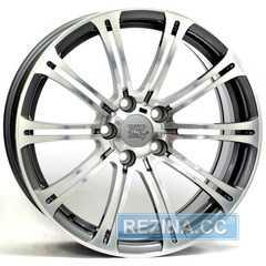 Купить WSP ITALY M3 Luxor W670 (Ant.Pol.) R20 W9.5 PCD5x120 ET23 DIA72.6
