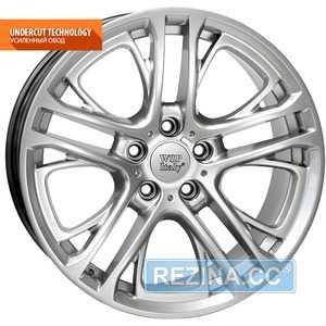 Купить Легковой диск WSP ITALY XENIA W677 HYPER SILVER R19 W9.5 PCD5x120 ET48 DIA72.6