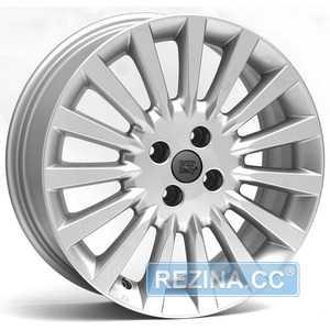 Купить WSP ITALY LAMPEDUSA W144 (SILVER - Серебро) R15 W6 PCD4x100 ET43 DIA56.6