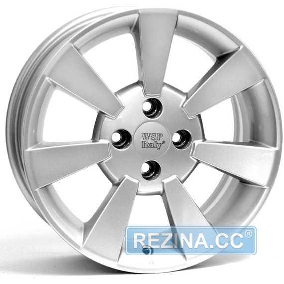 Легковой диск WSP ITALY MERANO W154 SILVER - rezina.cc
