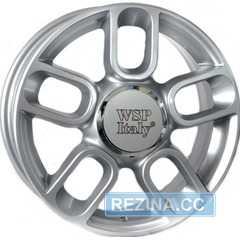 Купить Легковой диск WSP ITALY Diamante W156 SILVER POLISHED R16 W6.5 PCD4x98 ET35 DIA58.1