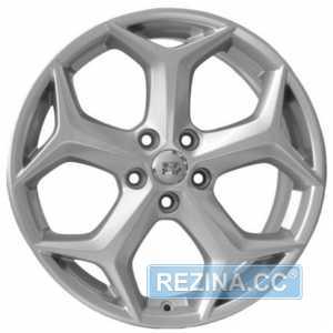 Купить WSP ITALY NEW DELHI W957 SILVER SHINE R17 W7 PCD5x108 ET55 DIA63.4