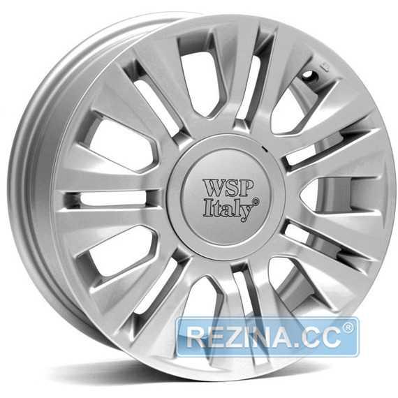 Легковой диск WSP ITALY MONTEVIDEO W314 SILVER - rezina.cc