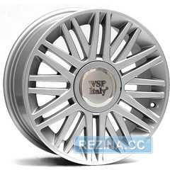 Купить Легковой диск WSP ITALY CILENTO W315 SILVER R16 W6.5 PCD4x98 ET40 DIA58.1