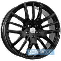 Купить Легковой диск WSP ITALY FLORENCE W3101 GLOSSY BLACK R21 W9 PCD5x114.3 ET40.5 DIA67.1