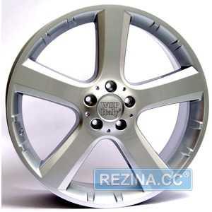 Купить WSP ITALY Copacabana W751 silver R22 W10 PCD5x112 ET55 DIA66.6