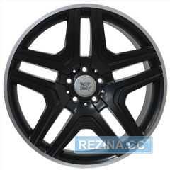 Купить Легковой диск WSP ITALY W778 ERIS DULL BLACKK R POLISHED R21 W10 PCD5x112 ET28 DIA66.6