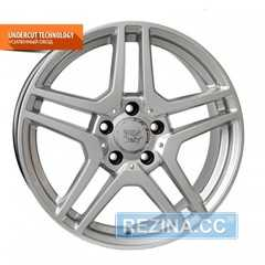 Купить Легковой диск WSP ITALY AMG Vesuvio W759 HYPER SILVER R17 W8 PCD5x112 ET35 DIA66.6