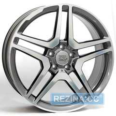 Купить WSP ITALY MERCEDES AMG ME12 ANTHRACITE POLISHED W759 R18 W8.5 PCD5x112 ET54 DIA66.6
