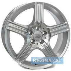 Купить Легковой диск WSP ITALY DIONE W763 SILVER R18 W8.5 PCD5x112 ET58 DIA66.6