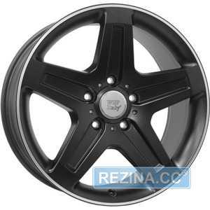 Купить Легковой диск WSP ITALY NAGANO W779 DULL BLACK R POLISHED R19 W9.5 PCD5x130 ET50 DIA84.1