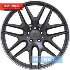 Купить Легковой диск WSP ITALY W778 ERIS DULL BLACKK R POLISHED R21 W9.5 PCD5x112 ET30 DIA66.6
