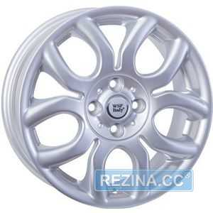 Купить Легковой диск WSP ITALY ELENA W1650 SILVER R17 W7 PCD4x100 ET48 DIA56.1