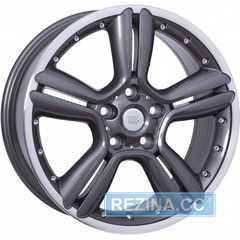 Купить Легковой диск WSP ITALY BIKINI W1656 ANTHRACITE POLISHED R18 W7 PCD5x120 ET52 DIA72.6