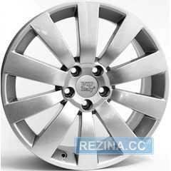 Купить Легковой диск WSP ITALY W2509 SILVER R16 W6.5 PCD5x110 ET37 DIA65.1