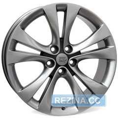 Купить Легковой диск WSP ITALY W2506 MERCURY HYPER ANTHRACITE R18 W8 PCD5x115 ET46 DIA70.2