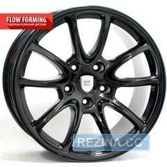 Купить WSP ITALY PORSCHE Corsair GT3/RS FL.F PO52 GLOSSY BLACK W1052 R19 W11 PCD5x130 ET51 DIA71.6