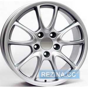 Купить WSP ITALY Corsair GT3/RS FL.F W1052 (SILVER - Серебро) R19 W12 PCD5x130 ET67 DIA71.6