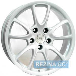 Купить WSP ITALY Corsair GT3/RS FL.F W1052 (WHITE - Белый) R19 W12 PCD5x130 ET67 DIA71.6