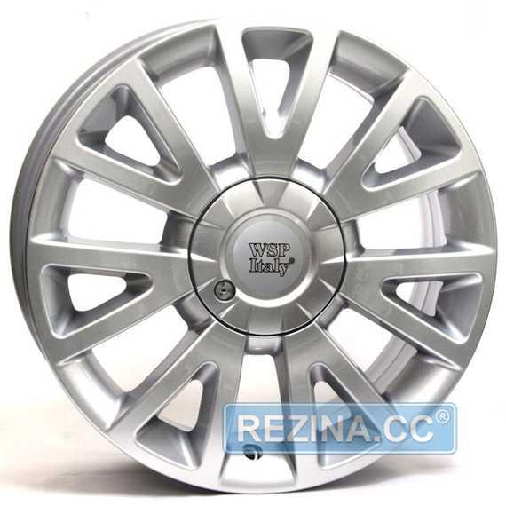 WSP ITALY ASSEN/Clio W3303 (HYP.SIL. - Гипер серебро) - rezina.cc