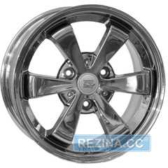 Купить Легковой диск WSP ITALY ETNA (Rear) W1507 CHROME R15 W6 PCD3x112 ET-8 DIA57.1