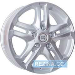 Купить Легковой диск WSP ITALY BRAZIL W1759 HYPER SILVER R22 W10 PCD5x150 ET45 DIA110.1