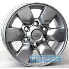 Купить Легковой диск WSP ITALY W1761 SILVER R15 W7 PCD6x139.7 ET30 DIA106.1