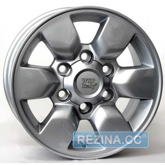 Легковой диск WSP ITALY W1761 SILVER - rezina.cc
