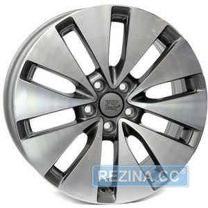 Купить WSP ITALY ERMES W461 ANT.POL. R16 W6.5 PCD5x112 ET39 DIA57.1