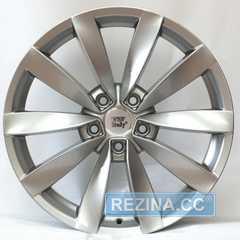 Купить WSP ITALY Rostock W457 SILVER R19 W8 PCD5x112 ET41 HUB57.1