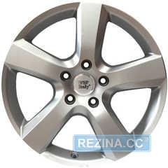 Легковой диск WSP ITALY DHAKA W451 SILVER - rezina.cc