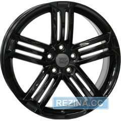 Легковой диск WSP ITALY NISIDA W464 GLOSSY BLACK - rezina.cc