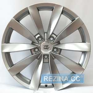 Купить WSP ITALY Rostock W457 SILVER R19 W8 PCD5x112 ET44 DIA57.1