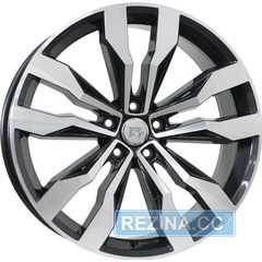 Купить Легковой диск WSP ITALY COBRA W470 GLOSSY BLACK POLISHED R20 W8.5 PCD5x112 ET38 DIA66.6