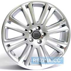 Купить WSP ITALY STOCKHOLM W1250 HYPER SILVER R17 W7.5 PCD5x108 ET49 DIA67.1