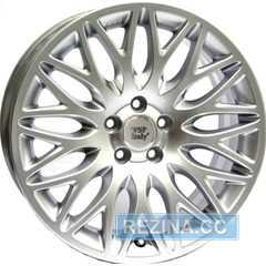 Купить Легковой диск WSP ITALY ROSY W1253 SILVER R16 W7 PCD5x108 ET46 DIA65.1