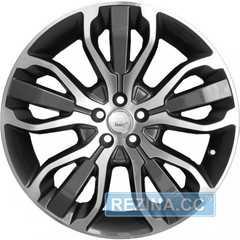Купить Легковой диск WSP ITALY TRITONE W2358 ANTHRACITE POLISHED R20 W8.5 PCD5x120 ET47 DIA72.6