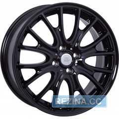 Купить Легковой диск WSP ITALY W1653 GLOSSY BLACK R18 W7 PCD4x100 ET52 DIA56.1