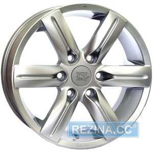 Купить WSP ITALY Pajero MT01 W3001 Super Silver R17 W7.5 PCD6x139.7 ET34 DIA67.1