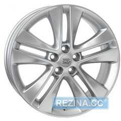 Купить Легковой диск WSP ITALY W2507 SILVER R17 W7 PCD5x115 ET44 DIA70.2