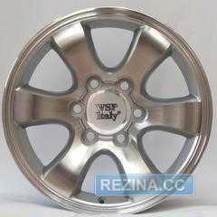 Купить WSP ITALY W1707 Yokohama silver polished R16 W7 PCD6x139.7 ET10 DIA106.1