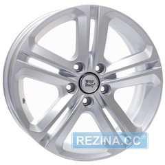 Легковой диск WSP ITALY XIAMEN W467 SILVER - rezina.cc