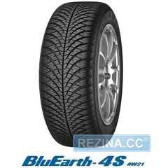 Купить Всесезонная шина YOKOHAMA BluEarth-4S AW21 205/55R16 91V