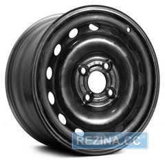 Купить Легковой диск SKOV STEEL WHEELS Chevrolet Aveo \ Opel Astra G, Combo C, Vectra B \ Hyndai Accent, i20, Solaris \ Geely MK, FC \ Lifan 620 Черный R15 W6 PCD4x100 ET48 DIA56.6